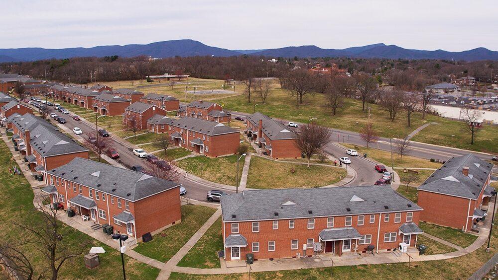 Lansdowne aerial image