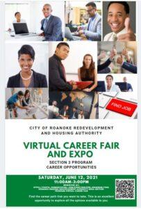 Virtual Career Fair and Expo @ Virtual